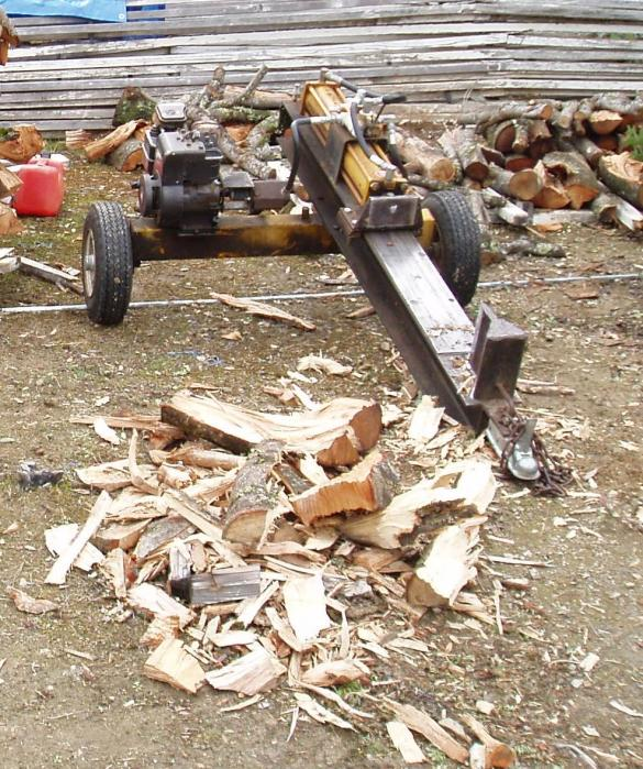Diy Wood Splitter Plans Pdf Pdf Download Woodworking Plans