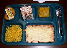 School Lunch - the most nutritious meal of the day?
